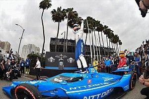 Herta zwycięża na Long Beach, Palou z tytułem