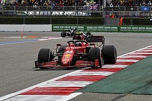 Sainz incasseert gridstraf voor Grand Prix van Turkije