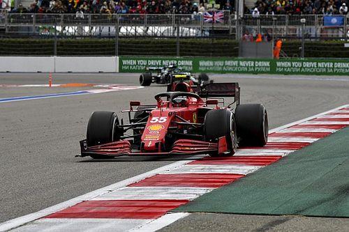 Resmi: Sainz, Türkiye GP'de yeni motora geçecek