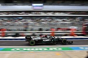 Mercedes bromea con caída de redes sociales a nivel mundial