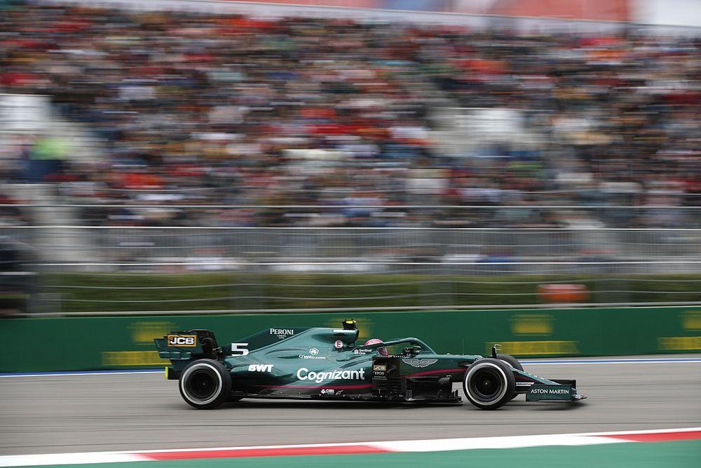 Geçiş sayısında Vettel zirvede