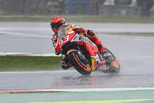 Marquez'in Misano'da yağmura ihtiyacı var