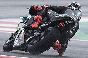 Dovizioso: La Yamaha se sintió muy diferente a la Ducati