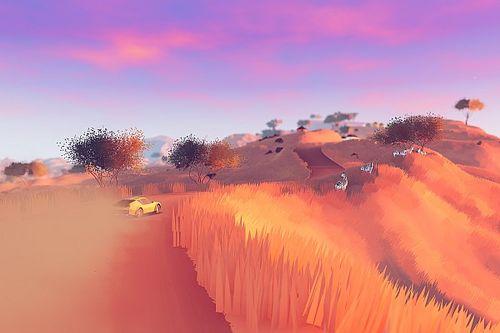 El arte de los rallies hecho videojuego