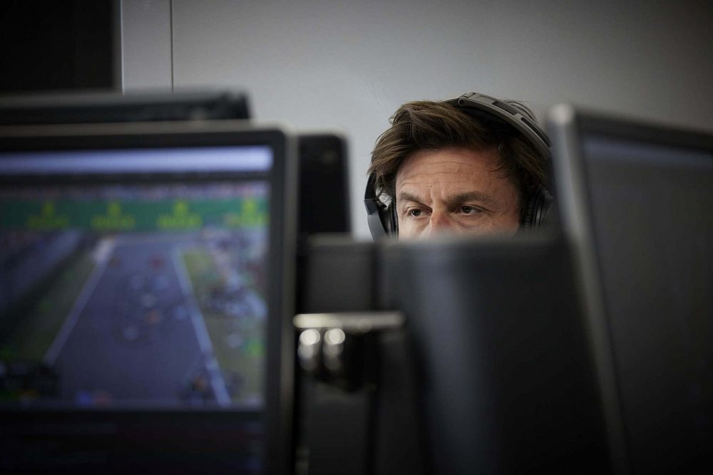 Mercedes kijkt uit naar tweede Formule 1-weekend met sprintrace