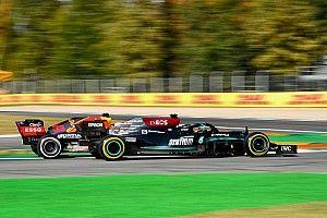 F1 - Hamilton: Pressão de luta por primeiro título pode estar impactando Verstappen