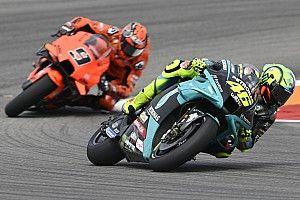 """Rossi moet nog aan de bak: """"Ben fysiek niet 100 procent"""""""