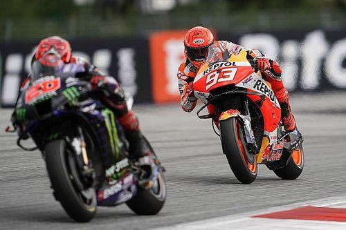 Márquez: a baleset előtti énem a világbajnoki címért harcolhatna ezzel a motorral