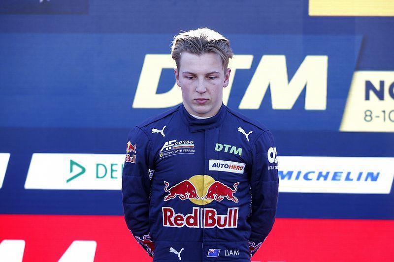 Юниор Red Bull со скандалом покидает DTM