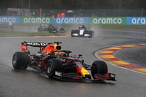 """فيرشتابن يعترف بأنّ """"هذه ليست أفضل طريقة للفوز بسباق بلجيكا"""""""