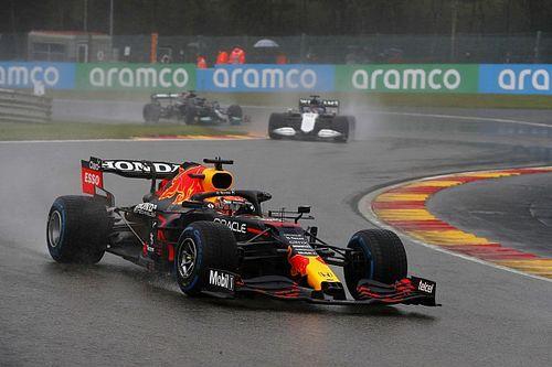 """Verstappen, en Bélgica: """"Así no es como quieres ganar en F1"""""""