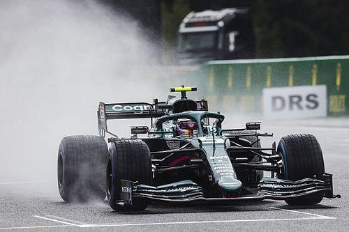 """Vettel attacca Masi: """"La sessione non doveva iniziare"""""""