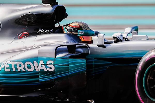 Formula 1 Prove libere Abu Dhabi, Libere 2: Hamilton davanti, Vettel è molto vicino