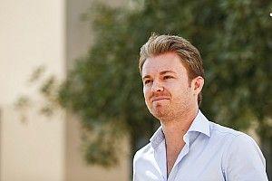 """Rosberg se diz """"definitivamente interessado"""" em papel na F-E"""