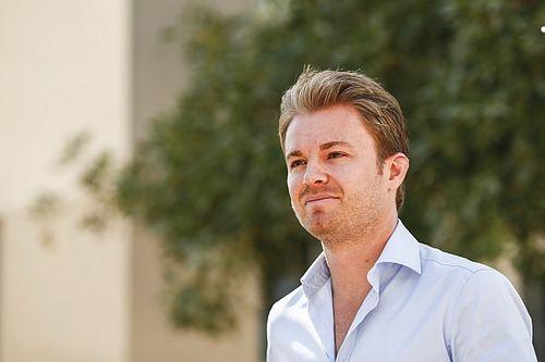"""Rosberg, """"definitivamente interesado"""" en involucrarse con la Fórmula E"""
