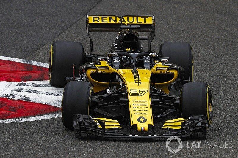 """Renault espera iniciar """"fase de desenvolvimento"""" em Baku"""