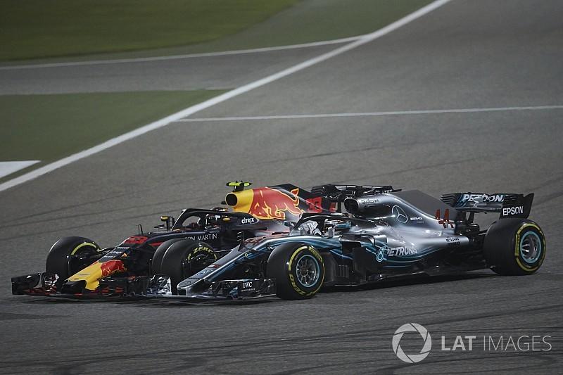 """Verstappen: """"Es fácil para Hamilton culpar al piloto joven"""""""