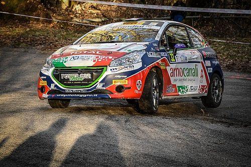 Peugeot Competition Rally 2018: Ciuffi si conferma al Rally Lirenas