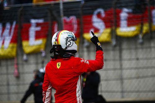 فيتيل أوّل المنطلقين في سباق جائزة الصين الكبرى