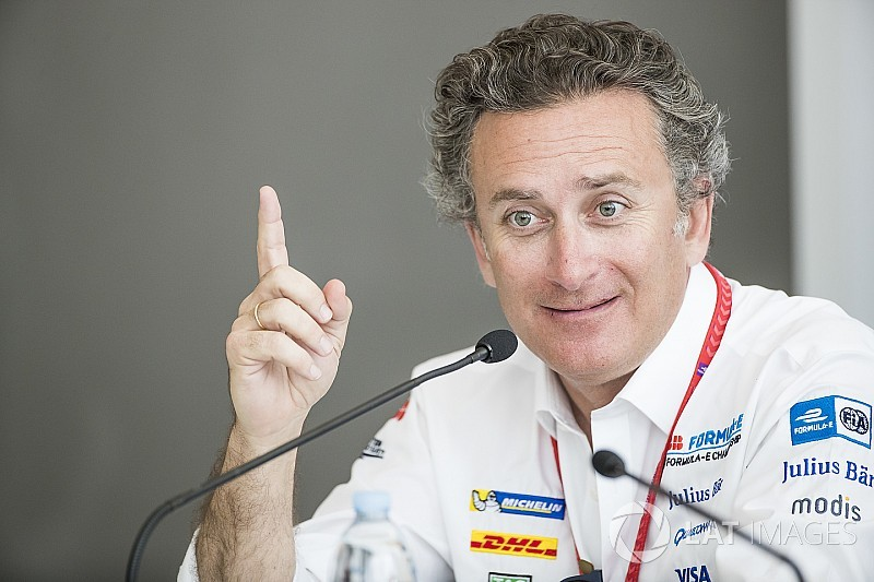 Agag makes surprise €600m bid for full FE ownership