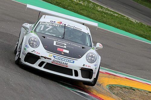 Carrera Cup Italia, test a Imola: Fulgenzi guida la tripletta Ghinzani Arco Motorsport