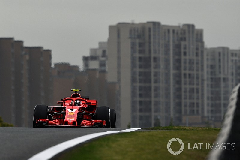 Formel 1 China 2018: Das Trainingsergebnis in Bildern