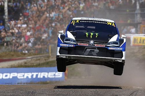 Sweden World RX: Kristoffersson tops first day on home turf
