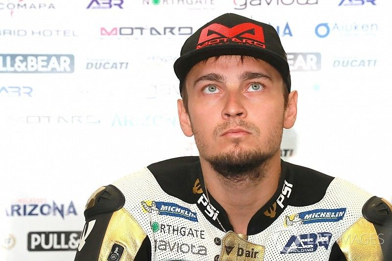 """Abraham trying """"everything"""" to stay in MotoGP for 2019"""