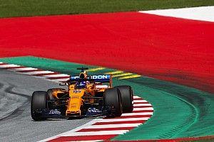 """McLaren: """"Dit jaar minder downforce dan vorig jaar"""""""