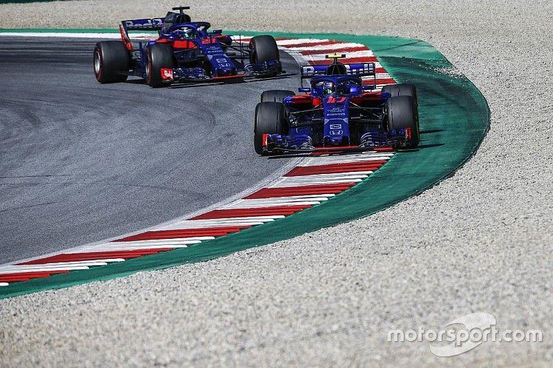 """Toro Rosso: """"Doelen niet bereikt met onze upgrades"""""""