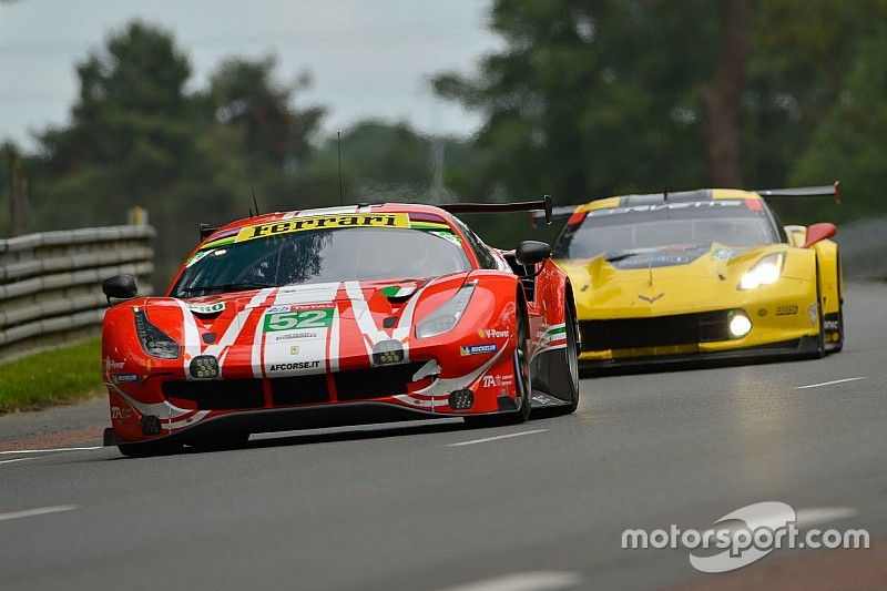 Derani added to Risi Ferrari line-up for Le Mans