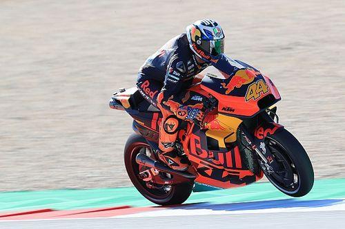 KTM heeft limiet met de RC16 bereikt, aldus Espargaro