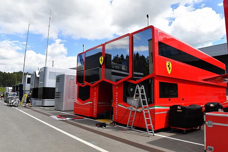 F1-es képgaléria az Osztrák Nagydíjról: megérkezett a mezőny