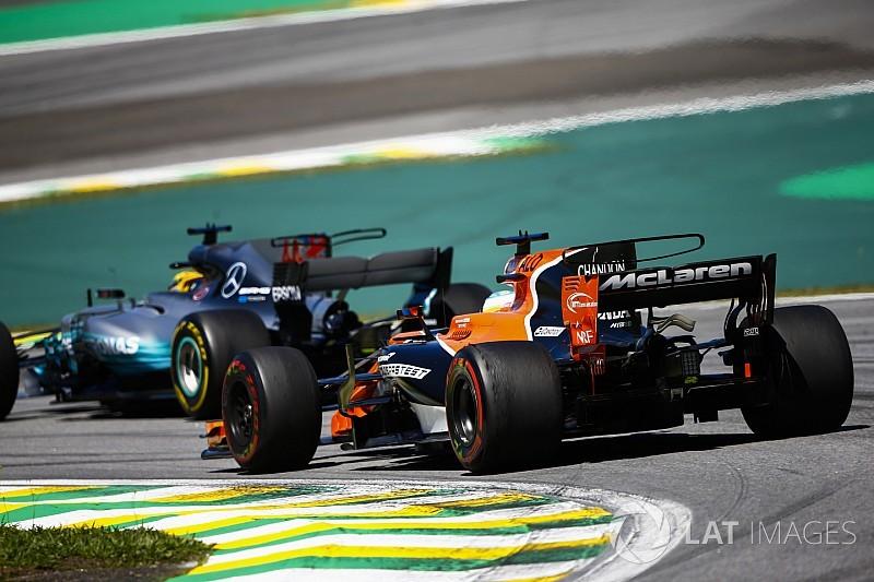 """Fernando Alonso entnervt: """"Toro Rosso sollte sich Sorgen machen!"""""""