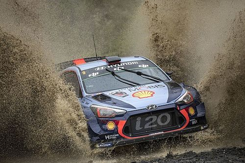 Сезон WRC завершился победой Невилля в Ралли Австралия