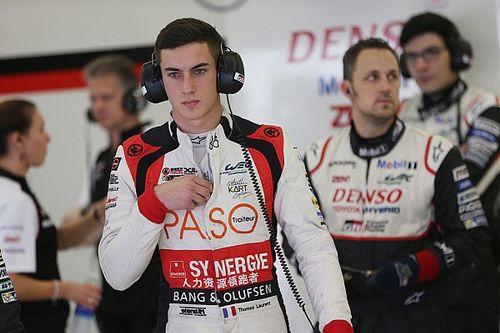 """Laurent: """"Mi ha aiutato molto l'esperienza con il simulatore"""""""
