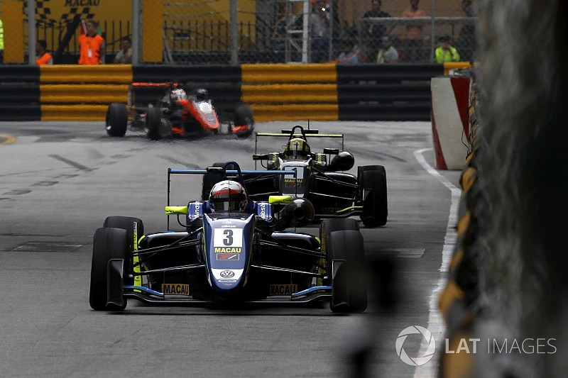 Video: Habsburg on the Macau GP climax