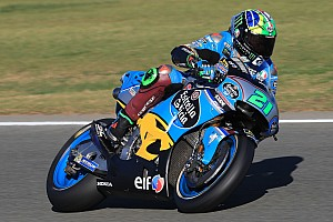MotoGP Breaking news VIDEO: Kecelakaan Morbidelli saat tes Valencia