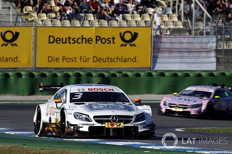 Mercedes подтвердила четырех пилотов на последний сезон в DTM