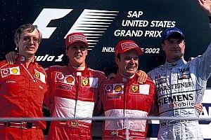 Fotostrecke: Formel-1-Teams mit mindestens vier Doppelsiegen in Serie