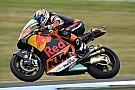 Moto2 Moto2豪州決勝:オリベイラ初優勝。中上2番手走行中に痛恨の転倒