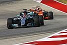 Formel 1 2017 in Austin: Startaufstellung
