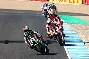 Jerez WSBK: Rea equals Bayliss with 14th win of 2017