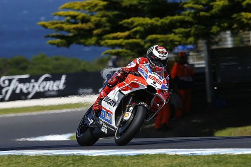 Lorenzo wants to try old fairing after poor practice