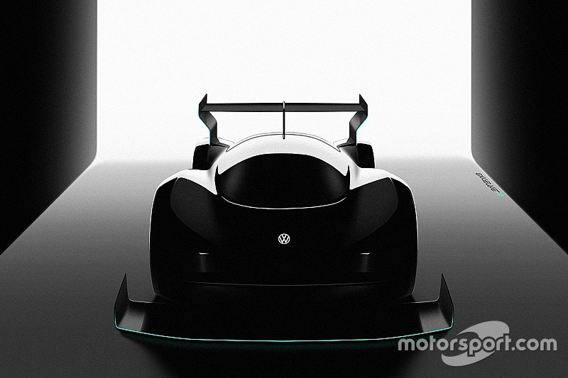 Electric Pikes Peak car key to Volkswagen's motorsport future