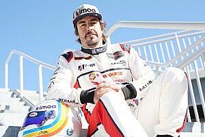 ألونسو سيستفيد من مشاركته في دايتونا لتقييم قرار خوض سباق لومان 24 ساعة
