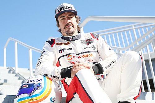 Alonso usa Daytona como base para decisão sobre Le Mans