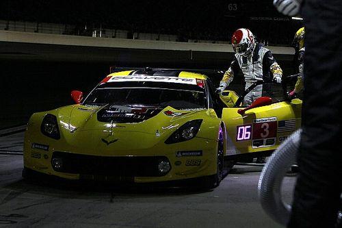 Galería: las fotos más espectaculares del test de Daytona con cuatro españoles