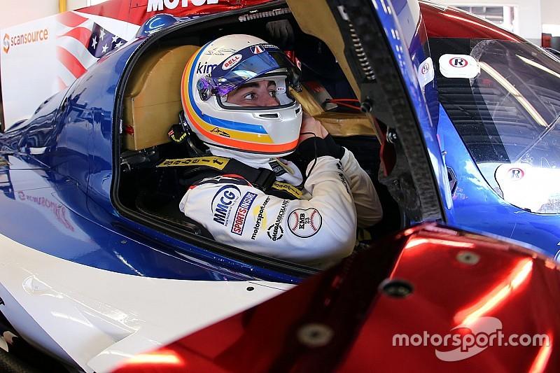 """Alonso : Un """"bilan positif"""", malgré tout"""