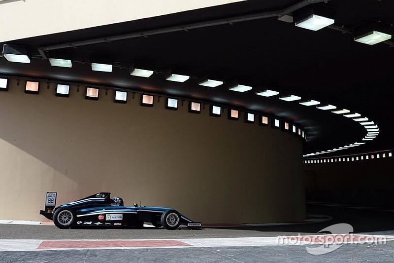 فورمولا 4 الإماراتية: شارل ويرتس يُحرز الفوز بالسباق الأوّل في أبوظبي